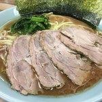 武源家 - チャーシュー麺 中盛 980円
