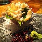 げんき - つぶ貝の刺身