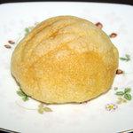 ブランジェリー オランジュ - メロンパン(130円)