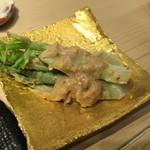第三春美鮨 - タラの芽