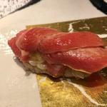 第三春美鮨 - シビマグロ 269kg 腹下 蛇腹 熟成3日目 延縄漁 和歌山県勝浦