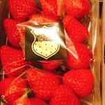 いちご農園 クラウンベリー - 料理写真:いちご