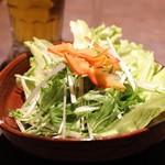 博多串焼き・野菜巻き 串巻きあーと - サラダ