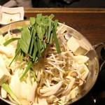 博多串焼き・野菜巻き 串巻きあーと - 国産牛もつ鍋