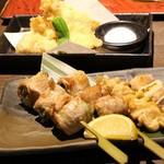 博多串焼き・野菜巻き 串巻きあーと - 串巻きあーとの野菜巻き/博多串焼き
