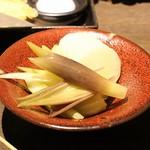 博多串焼き・野菜巻き 串巻きあーと - 本日の浅漬け