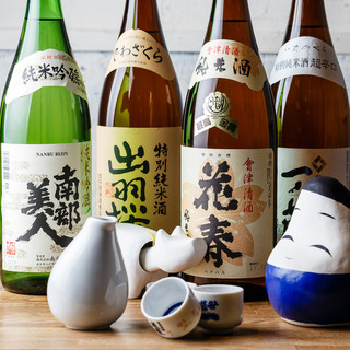 【日本酒】東北の生産者の思いが詰まったこだわりのお酒も多数!