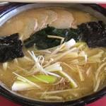 もっちゃんラーメン - 味噌ネギチャーシュー