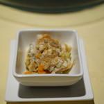 老香港酒家京都 - 渡蟹の爪の肉