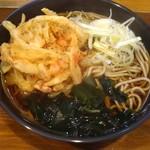 伊藤松吉商店 - 天ぷら蕎麦