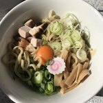 中華そば土屋商店 - まぜ麺
