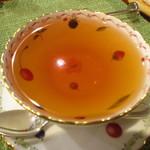 ビストロスクワール - 紅茶