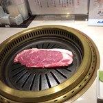 焼肉 牛之助 - サーロイン