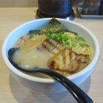 麺屋 海猫 - 白湯塩