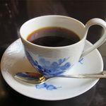 カフェ・ノエル - ブレンドマイルドコーヒーのアップ