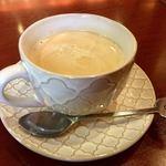 南欧風家庭料理 ブッロ バンビーノ - ホットコーヒー プラス100円