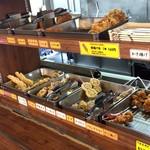 たも屋 - 惣菜コーナー