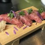 個室焼肉 こいのぼり - 肉寿司