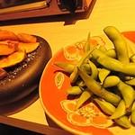 81284032 - インカのめざめポテトと枝豆