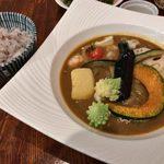 """美味これくしょん神田倶楽部 - 「""""まかない風""""スープカレー」1,080円"""