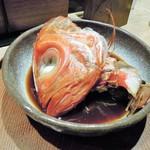 高木鮮魚店 - 金目鯛あら炊き
