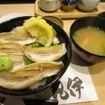 81285747 - のどぐろ丼セット ¥1,850