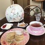 英国紅茶専門店 THE TEA HOUSE  - このセットです