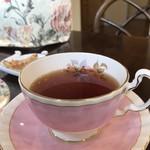 英国紅茶専門店 THE TEA HOUSE  - 名前忘れた紅茶カップステキです