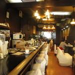コーヒー ドン - 店内①