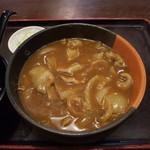 ますや - 料理写真:カレー南ばん