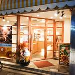 ハニーミツバチ珈琲 - 店舗外観