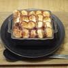神楽坂 茶寮 - 料理写真:りんごのフローズンスモア(季節限定)