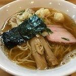 支那そば 大和 - 特製ワンタン麺(MIX)(900円)