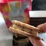 シュガーバターの木 阪急うめだ店 - ミルク感たっぷりのクリームが美味ーい♡(⑅˘͈ ᵕ˘͈)(˘͈ᵕ ˘͈●)♡