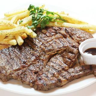 「いいね!」が増える!?肉食系もびっくりのワンポンドステーキ