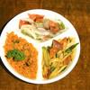ヌワラエリヤ - 料理写真:3種のサンボール