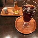 カフェ・ハイチ - ハイチコーヒー(アイス)