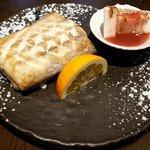 串揚げと季節のお料理 さとう - 焼き魚、太刀魚