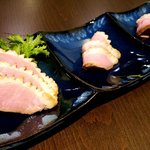 串揚げと季節のお料理 さとう - 鴨肉のロースト