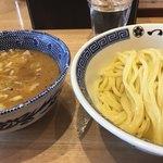 めん徳二代目 つじ田 - つけ麺