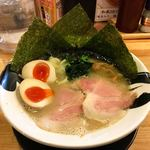 彩色ラーメンきんせい - 和風SIO-TON 味玉入り(限定麺)