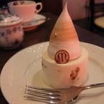 ル ガリュウM - 料理写真:フロマージュメープル♡クリチとヨーグルトを合わせているのでスッキリ系