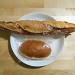 ブーランジェリー メチエ - レトロバゲット大とコッペパン