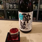 土佐酒バル - 酔鯨酒造 純米吟醸酒 吟麗 しぼりたて