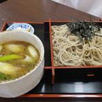 江戸そば きちじ - 料理写真: