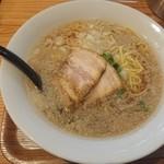 81304591 - 醤油らー麺 こってり!