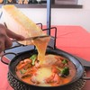 イタリア風チーズタッカルビのラクレット掛け(2名様~)