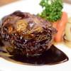 並木倶楽部 - 料理写真:黒毛和牛 A5ランク ハンバーグステーキ@1,300円