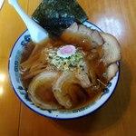 麺屋 はやさか - チューシューめん780円