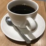 Hiranoya - 石釜ブレンド ホットコーヒー 410円税込